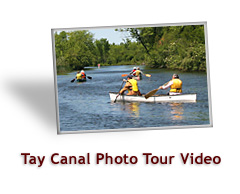 Video Tour of the Tay Canal
